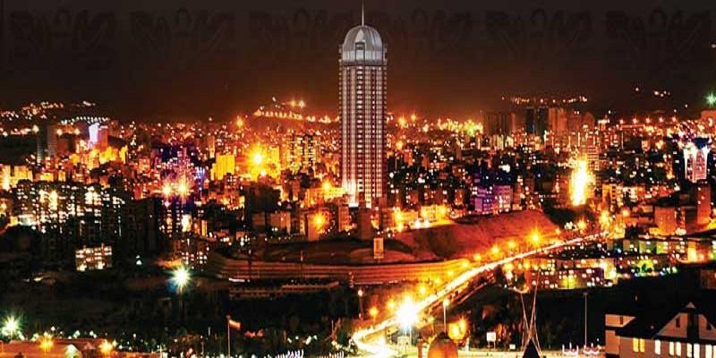 بخش خدماتی و رفاهی مرکز و برج تجارت جهانی تبریز