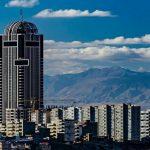 مرکز برج تجارت جهانی تبریز