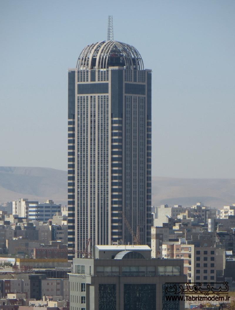 مشخصات کلی برج تجارت جهانی تبریز