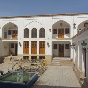 آثار تاریخی سمنان,پلان خانه تدین سمنان,جاذبه های گردشگری سمنان