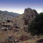 آتشکده قلعه سام ایلام,جاذبه های تاریخی استان ایلام,قلعه سام