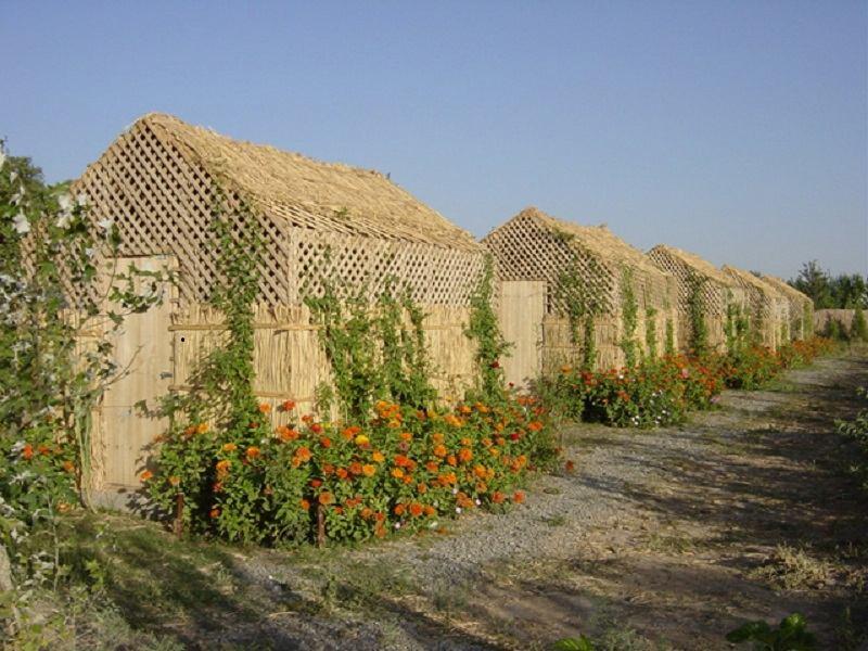 سازنده مسجد چوبی نیشابور,مسجد چوبین نیشابور,مسیر دهکده چوبی نیشابور
