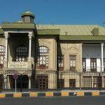 آدرس عمارت ذوالفقاری در زنجان,بناهای تاریخی زنجان,بنای تاریخی ذوالفقاری زنجان