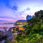 جاذبه های گردشگری بوسان کره جنوبی