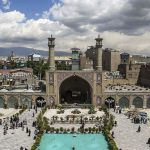 پلان مسجد شاه تهران,تاریخچه مسجد شاه تهران,مسجد امام تهران