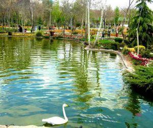 آدرس پارک چمران کرج,باغ گلهای پارک شهید چمران کرج,بوستان چمران کرج
