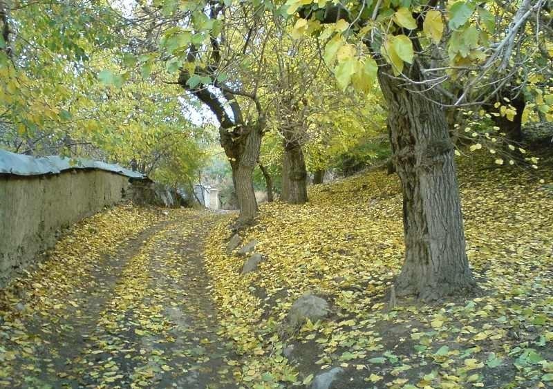 عکس روستای کندر کرج