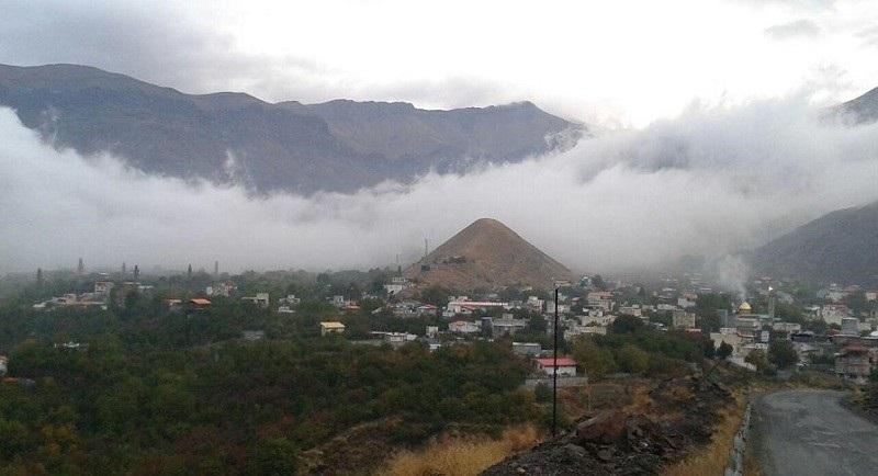 روستای کندر کرج
