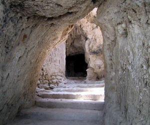 آدرس غار نیاسر در کاشان,آدرس غار نیاسر کاشان,عکس غار نیاسر کاشان