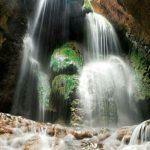 آبشار آق سو,آبشار آق سو جنگل گلستان,آبشار آق سو گرگان