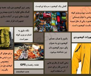 باتوم کوهنوردی,تجهیزات سفر و کمپینگ,تجهیزات کامل کوهنوردی