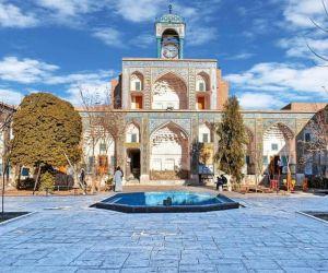 آب انبار ابراهیم خان کرمان,آدرس مدرسه ابراهیم خان کرمان,ابراهیم خان کرمان