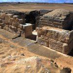 کشف دهکده تاریخی در مصر