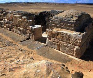 جاذبه های تاریخی کشور مصر,قدیمی ترین روستا تاریخی کشور مصر,کشف دهکده باستانی در مصر