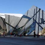 پلان موزه سلطنتی انتاریو,معماری موزه سلطنتی انتاریو,موزه انتاریو تورنتو کانادا