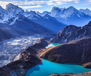 پارک ساگارماتا نپال,پارک ملی ساگارماتا,پارک ملی ساگارماتا در نپال