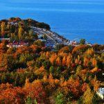 بهترین زمان سفر به وان ترکیه,جاذبه های گردشگری وان ترکیه,دریاچه وان ترکیه