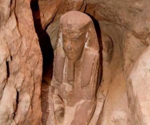 ابوالهول در مصر,ابوالهول در مصر باستان,کشف مجسمه تازه ابوالهول