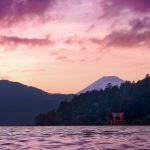 دریاچه آشی,دریاچه آشی در ژاپن,دریاچه آشی هاکونه