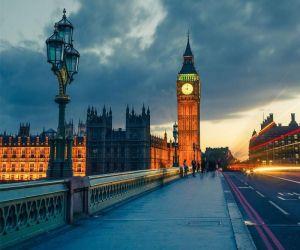 برج الیزابت لندن,برج ساعت بیگ بن لندن,ساعت بيگ بن انگلستان