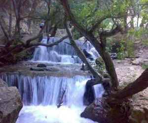 آبشار ده بر آفتاب,آبشار ده بر آفتاب کهگیلویه و بویراحمد,آبشار ده بر آفتاب یاسوج