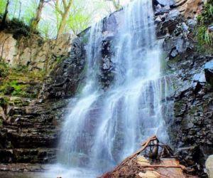 آبشار لونک در سیاهکل,آبشار لونک رشت,آبشار لونک سياهکل