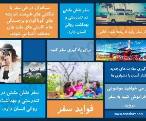 اثرات مفید و مثبت سفر کردن,برنامه ریزی سفر,تاثیر سفر در زندگی