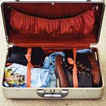 آموزش بستن چمدان,ترفندهای بستن چمدان,راهنمای بستن چمدان در سفر