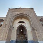 پلان مسجد ملک کرمان,تاریخچه مسجد ملک کرمان,عکس های مسجد ملک کرمان