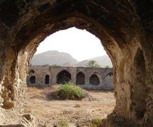 کاروانسرای دالکی برازجان,کاروانسرای دالکی بوشهر,کاروانسرای دالکی دشتستان