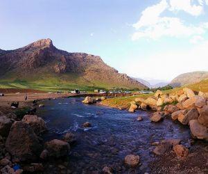 روستای برناج کرمانشاه,روستای سراب برناج,سراب برناج کرمانشاه