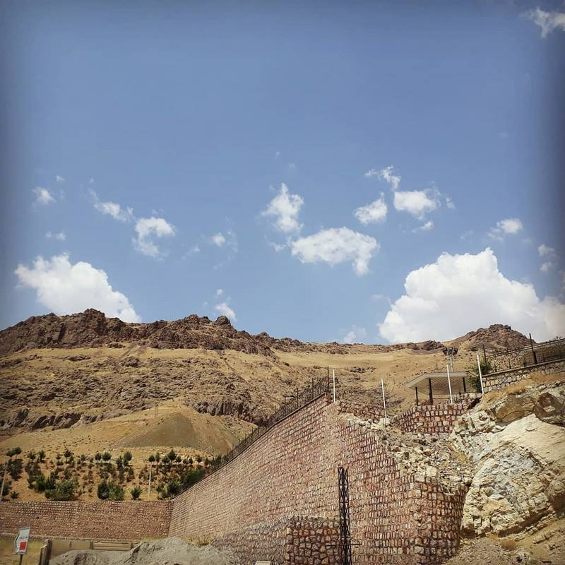 تصاویر روستای آتشگاه کرج
