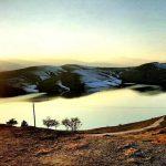 ادرس دریاچه و سد اکباتان همدان,تور همدان گردی,جاذبه های گردشگری همدان