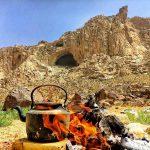 تور کرمان گردی,جاذبه های گردشگری کرمان,عکس غار ایوب