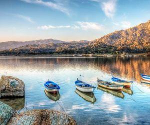 جاذبه ترکیه,جاذبه های گردشگری ترکیه,درياچه وان تركيه