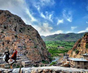 آدرس روستای پالنگان,تور سنندج گردی,روستای پالنگان استان کردستان