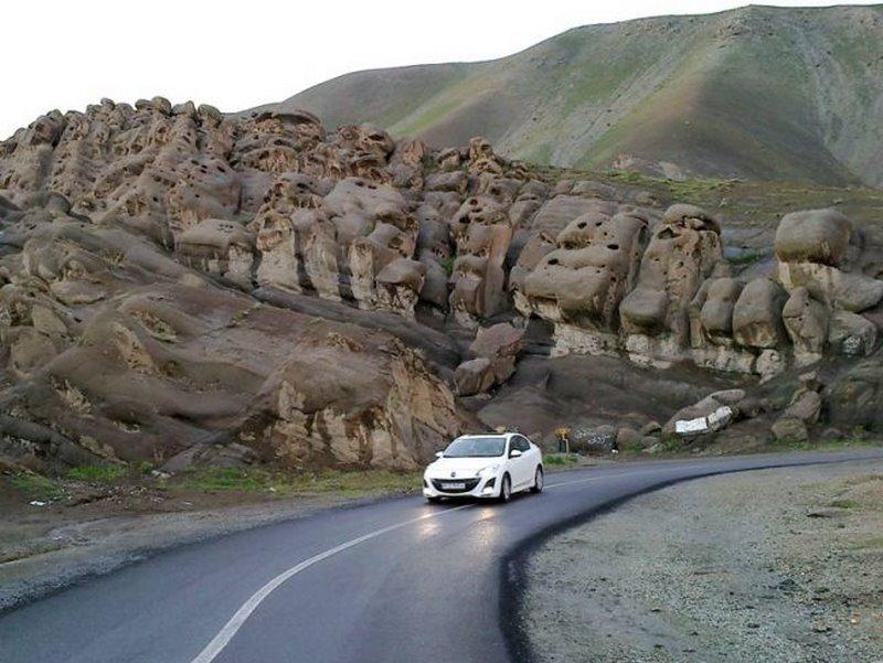 عکس هایی زیبا از روستای وردیج