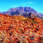 آدرس روستای ابیانه,تور اصفهان گردی,روستای ابیانه