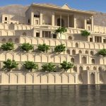 عمارت باغ تخت شیراز
