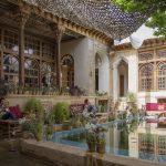 آدرس خانه فروغ الملک,جاذبه های تاریخی شیراز,خانه فروغ الملك