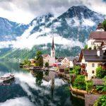 دهکده هال اشتات اتریش