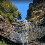 آبشار کلوگان کجاست,آدرس آبشار کلوگان,تور تهران گردی