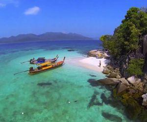 اقامت در جزیره کولایپ تایلند,بهترین زمان سفر به جزیره کولایپ تایلند,جاذبه گردشگری تایلند