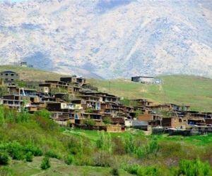 آدرس روستای گشانی,تور همدان گردی,روستا گشانی همدان