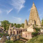جاذبه های گردشگری هند,جاذبه های گردشگری هندوستان,عکس معبد ماهابودی هند