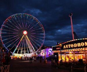 بزرگترین شهربازی های اتریش,پارك پراتر وين,پارک پراتر وین